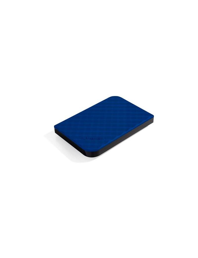Hard Disk Portatile Esterno Store 'n' Go Verbatim - 2,5 Pollici - USB 3.0 - 1TB - 53200