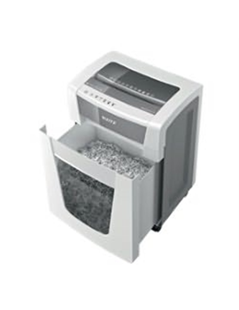 Distruggidocumenti a Frammenti IQ Office Pro P5 Leitz - 1x5 mm - 80050000 (Bianco)