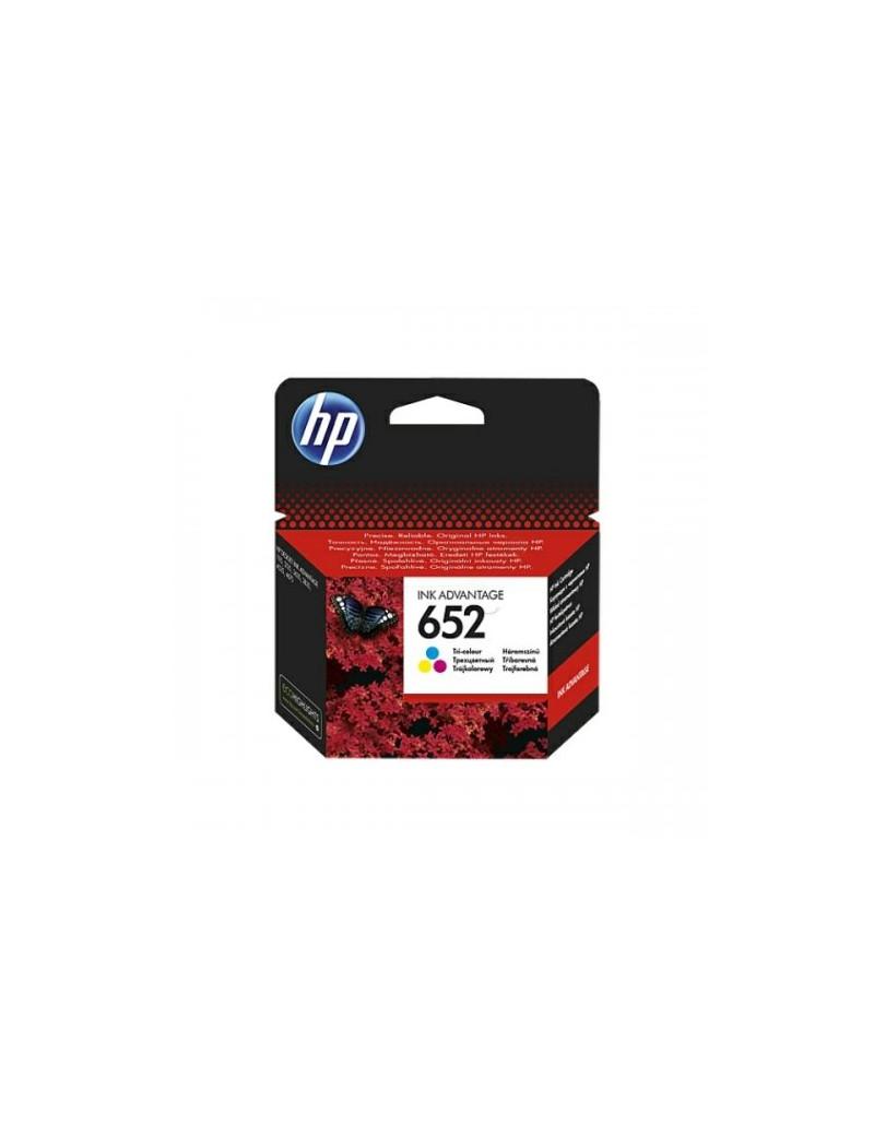 Cartuccia Originale HP F6V24AE 652 (Colore 200 pagine)