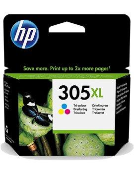 Cartuccia Originale HP 3YM63AE 305XL (Colori 200 pagine)