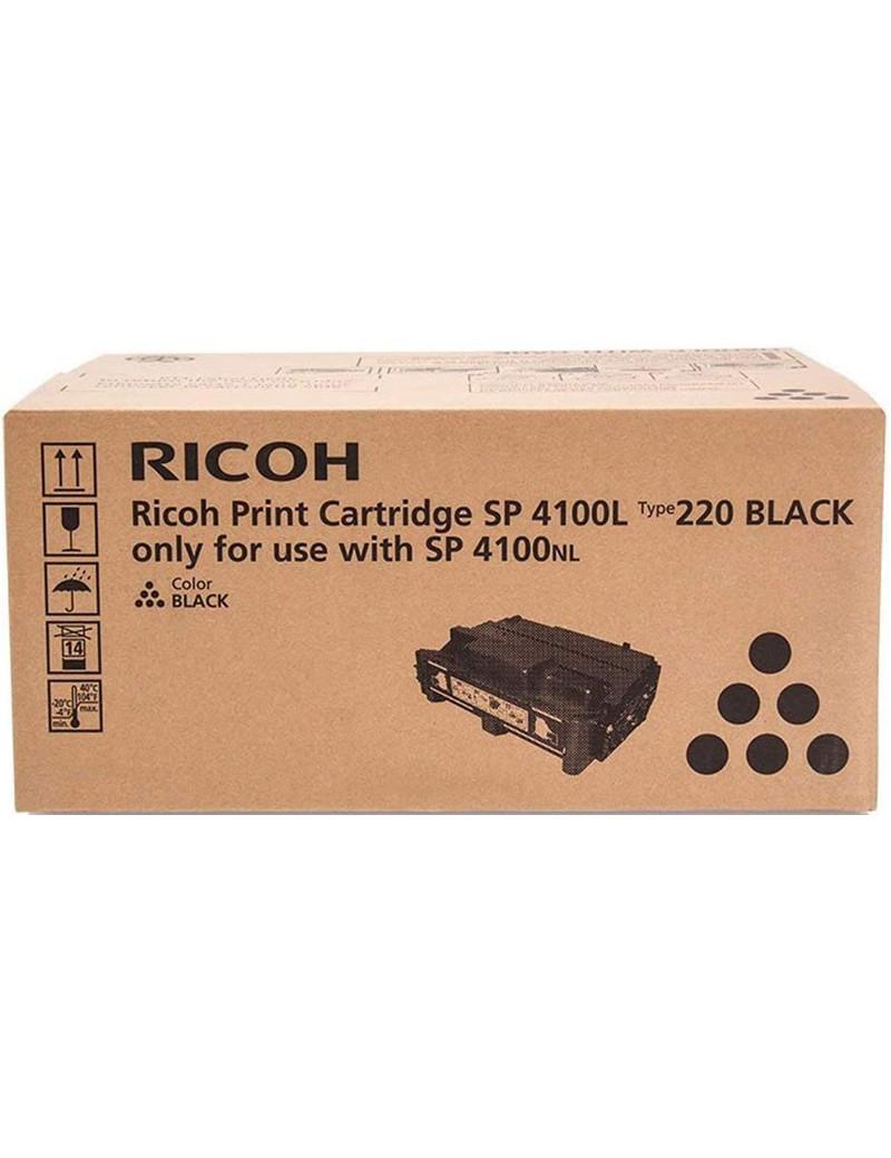 Toner Compatibile Ricoh 407013 403074 Type 220 (Nero 7500 pagine)