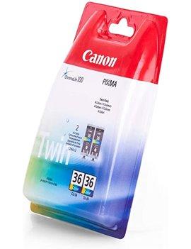 Cartuccia Originale Canon CLI-36 Twin 1511B018 (Colore Conf. 2)