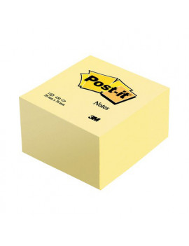 Cubo Post-it 3M - 76x76 mm - 636-B (Giallo Canary)