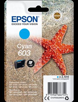 Cartuccia Originale Epson T03U240 603 (Ciano 130 pagine)