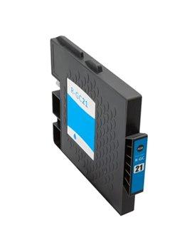Cartuccia Compatibile Ricoh GC 41HC 405762 (Ciano 2200 pagine)