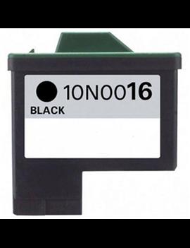 Cartuccia Compatibile Lexmark 10N0016 16 (Nero 350 pagine)
