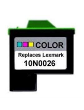 Cartuccia Compatibile Lexmark 10N0026 26 (Colori 640 pagine)