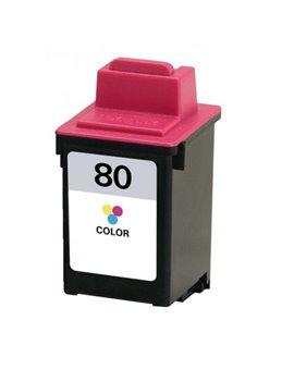 Cartuccia Compatibile Lexmark 12A1980 80 (Colori 1600 pagine)