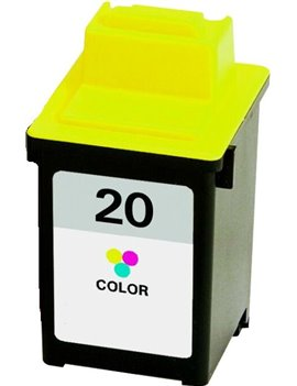 Cartuccia Compatibile Lexmark 15M0120 20 (Colori 1600 pagine)