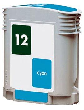 Cartuccia Compatibile HP C4804A 12 (Ciano 1100 pagine)
