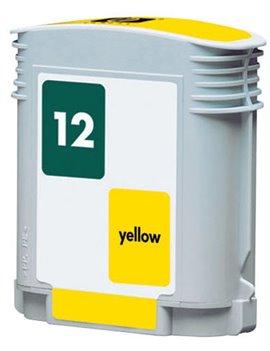 Cartuccia Compatibile HP C4806A 12 (Giallo 1100 pagine)
