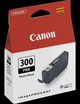Cartuccia Originale Canon PFI-300pbk 4193C001 (Nero Foto 14 ml)