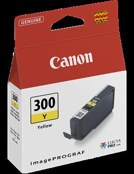Cartuccia Originale Canon PFI-300y 4196C001 (Giallo 14 ml)