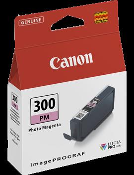 Cartuccia Originale Canon PFI-300pm 4198C001 (Magenta Foto 14 ml)