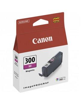 Cartuccia Originale Canon PFI-300m 4195C001 (Magenta 14 ml)