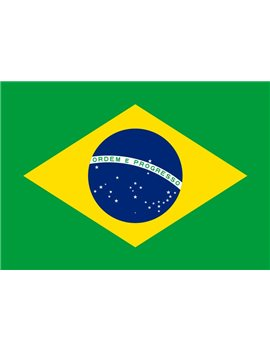 Bandiera Brasile - 150x90 cm
