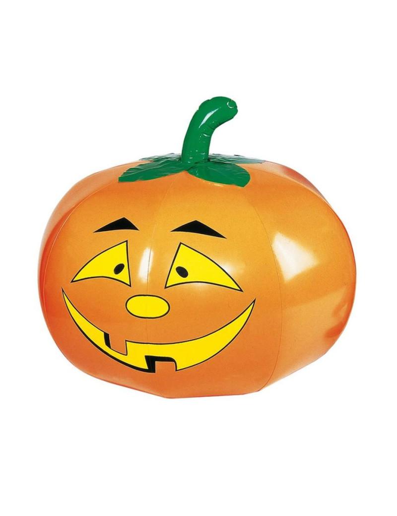 Zucca Halloween Gonfiabile - 110 cm