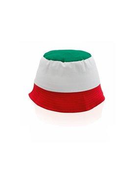 Cappellino Italia Country (Tricolore)