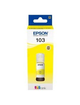 Cartuccia Originale Epson T00S44A 103 (Giallo 65 ml)