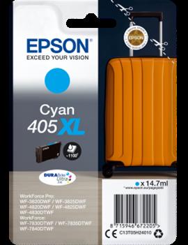 Cartuccia Originale Epson T05H240 405XL (Ciano 1100 pagine)
