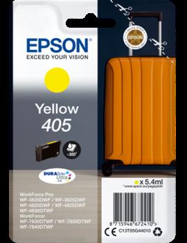Cartuccia Originale Epson T05G440 405 (Giallo 300 pagine)