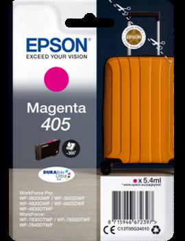 Cartuccia Originale Epson T05G340 405 (Magenta 300 pagine)