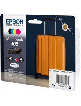 Multipack Cartucce Originali Epson T05G640 405 (Nero e Colori Conf. 4)