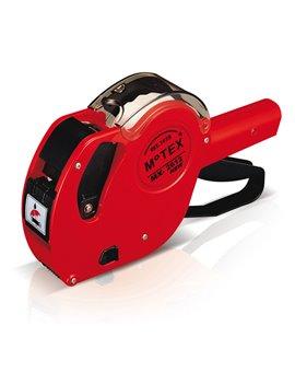 Prezzatrice Motex 2612 Koh-i-noor - 26x12 mm - 3102612 (Rosso)