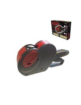 Prezzatrice Smart 8/2612 Printex - Removibili - 26x12 mm - SM2612-08M/RTK (Nero)