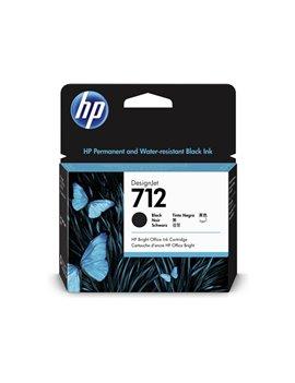 Cartuccia Originale HP 3ED71A 712 (Nero 80 ml)