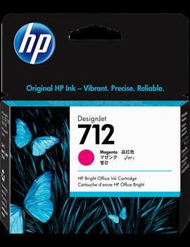 Cartuccia Originale HP 3ED68A 712 (Magenta 29 ml)