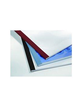 Cartelline Termiche per Rilegatura Business Line GBC - Goffrata - 4 mm - IB451027 (Blu Conf. 100)