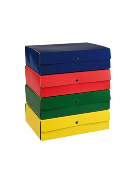 Scatola Portaprogetti Starline - Dorso 14 - 25x35 cm - OD1914VDXXXAC01 (Blu Conf. 5)