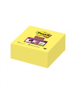 Post-it Super Sticky Cubo 2028-S 3M - 76x76 mm - 57524 (Giallo Oro)