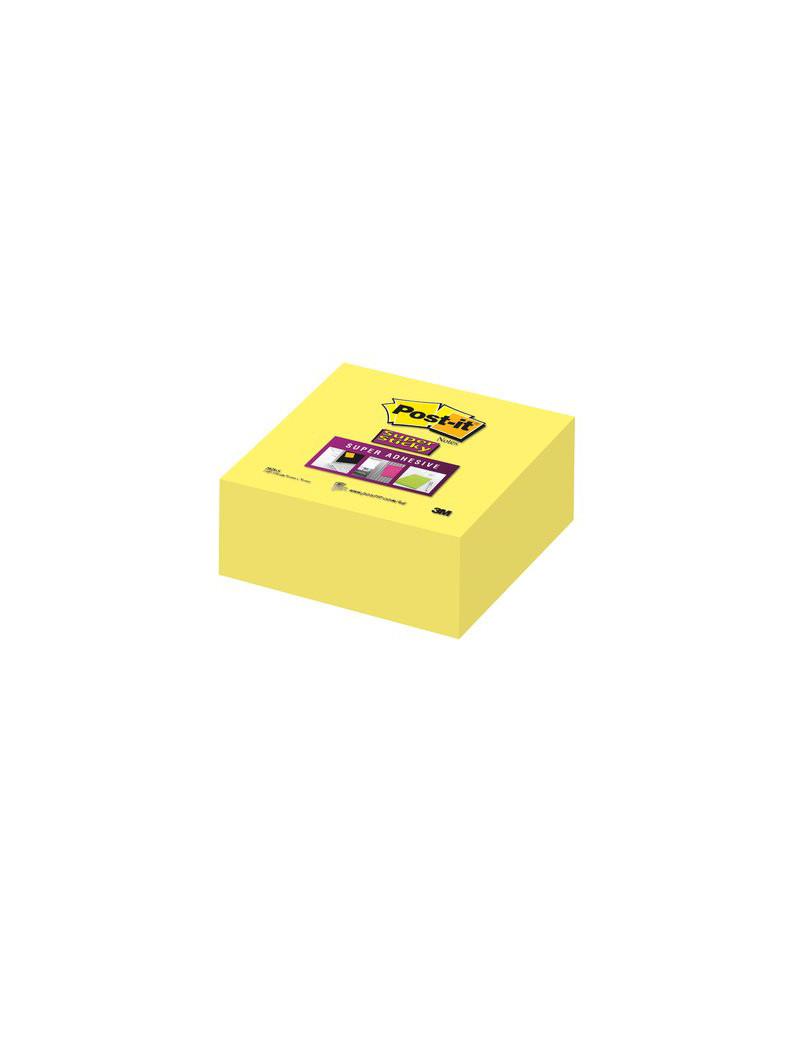 Post-it Super Sticky Cubo 2028-S 3M - 76x76 mm - 57524 (Giallo Oro)
