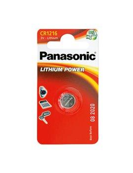 Pila Specialistica Panasonic - CR1216 - 3V - C301216