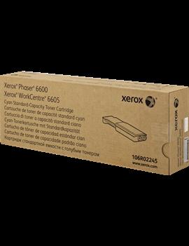 Toner Originale Xerox 106R02245 (Ciano 2000 pagine)