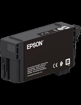 Cartuccia Originale Epson T40C140 (Nero 50 ml)