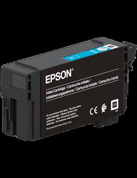 Cartuccia Originale Epson T40C240 (Ciano 26 ml)