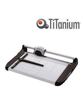 Taglierina a Lama Rotante 3018 Titanium - A4 - 360 mm - RO-3018 (Grigio)