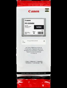 Cartuccia Originale Canon PFI-320mbk 2889C001 (Nero Opaco 300 ml)
