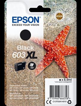 Cartuccia Originale Epson T03A140 603XL (Nero 500 pagine)