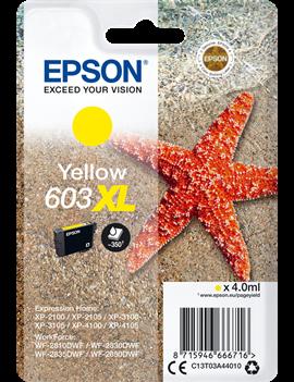 Cartuccia Originale Epson T03A440 603XL (Giallo 350 pagine)