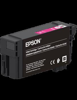 Cartuccia Originale Epson T40C340 (Magenta 26 ml)