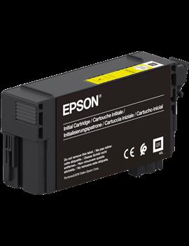 Cartuccia Originale Epson T40C440 (Giallo 26 ml)