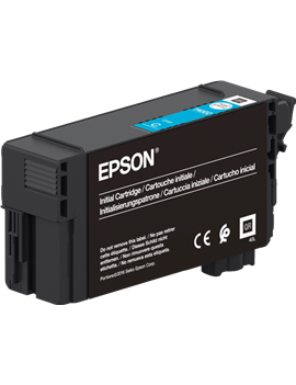 Cartuccia Originale Epson T40D240 (Ciano 50 ml)