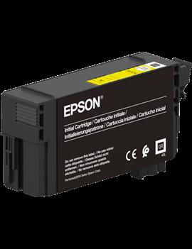 Cartuccia Originale Epson T40D440 (Giallo 50 ml)