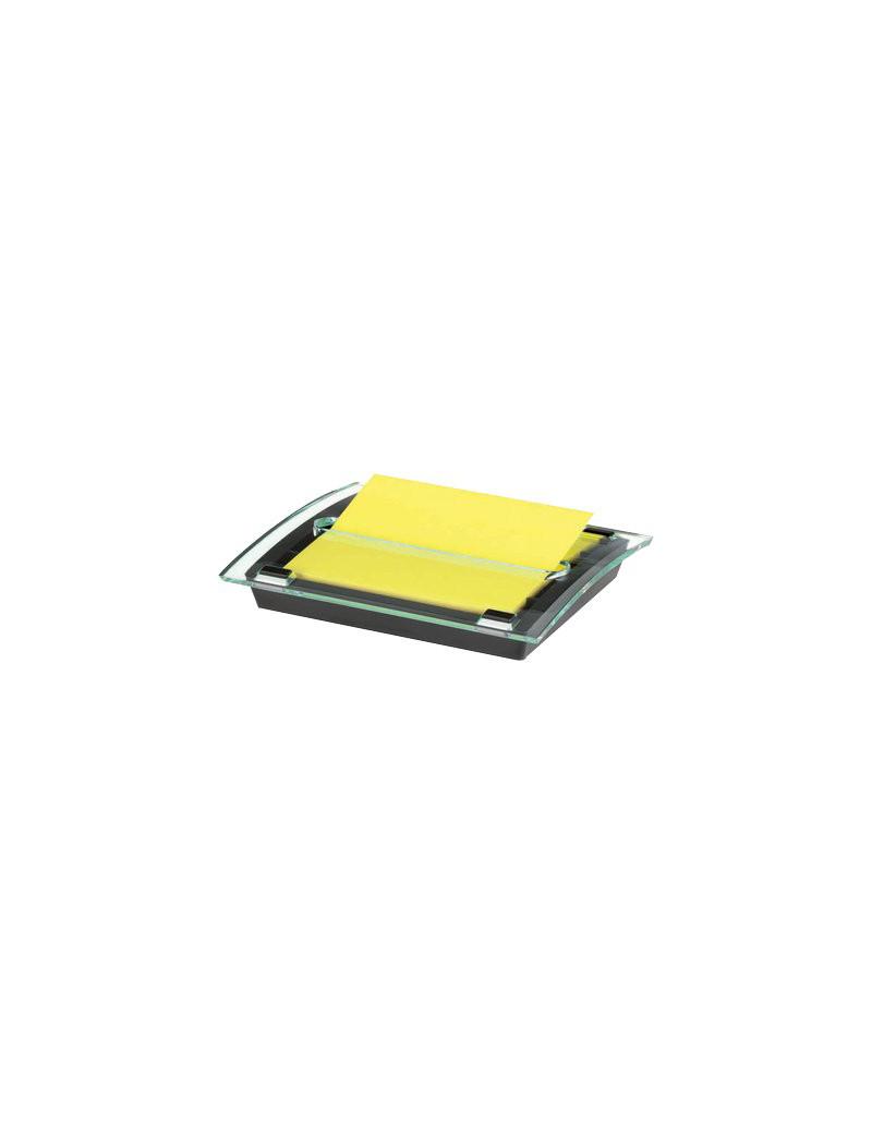 Dispenser per Post-it Z-Note High Tech C2014 e C2015 3M - 76x127 mm - 15x14x3 cm - 51253 (Trasparente)