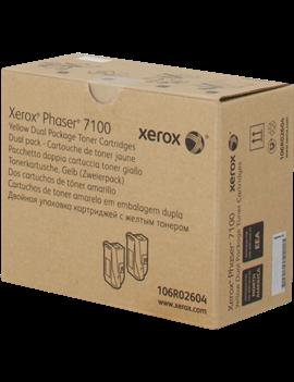 Toner Originale Xerox 106R02604 (Giallo 9000 pagine)