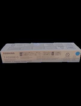 Toner Originale Toshiba T-FC505EC 6AJ00000135 (Ciano 33600 pagine)